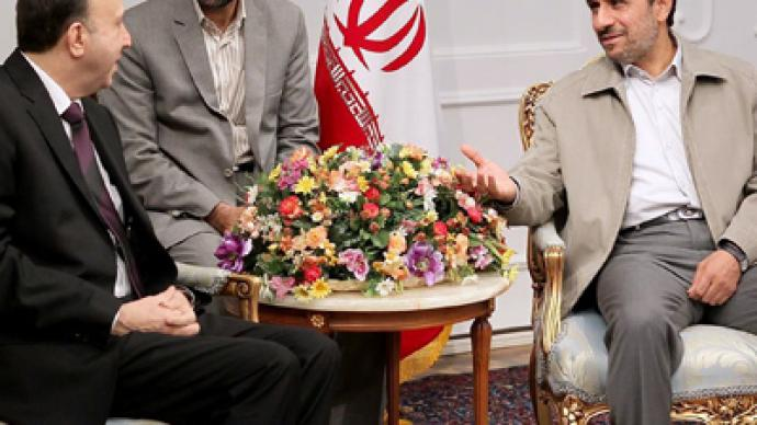 Iran vows 'unchangeable' support for Syria with 'experience and capabilities'
