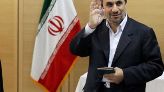 War not necessary to 'destroy' Israel – Ahmadinejad