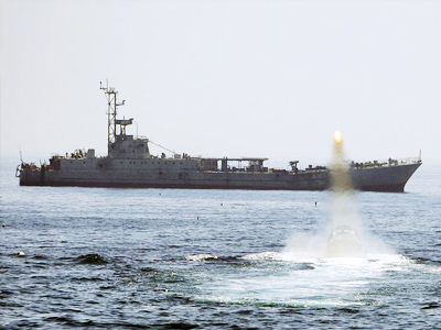 Iran to conduct joint exercises with Syria?