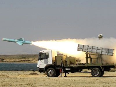 Laser-guided smart-bombs: Made in Iran