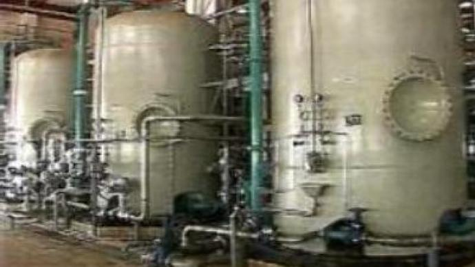 Iran withholds payments to Russia for nuclear power plant?