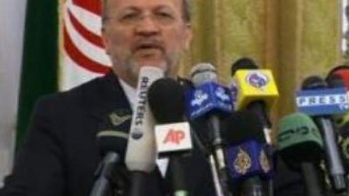 Iranian and U.S. envoys to meet in Baghdad