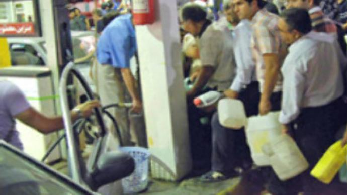 Iranians get used to petrol rationing