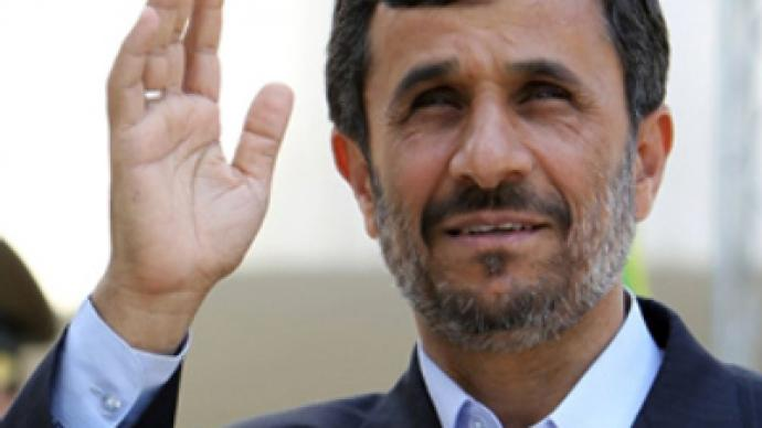 Firecracker sparks rumors of attempt on Ahmadinejad