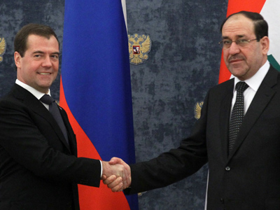 Iraq to resume $4.2bn Russian arms deal
