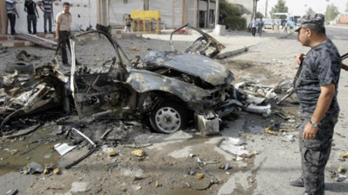 Spate of terror attacks in Iraq kills 92, wounds over 200