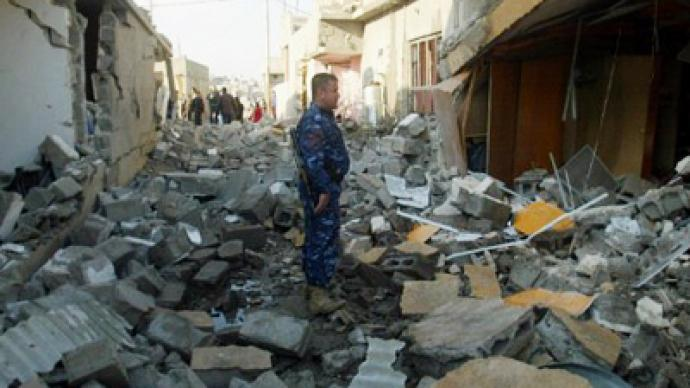 Series of deadly blasts hit Iraqi city (PHOTOS)