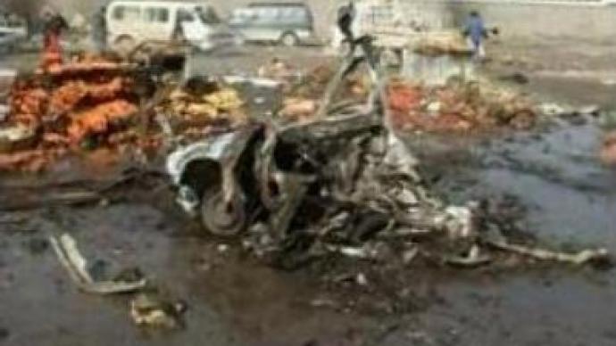 Iraq: bomb attacks; Saddam's death sentence upheld