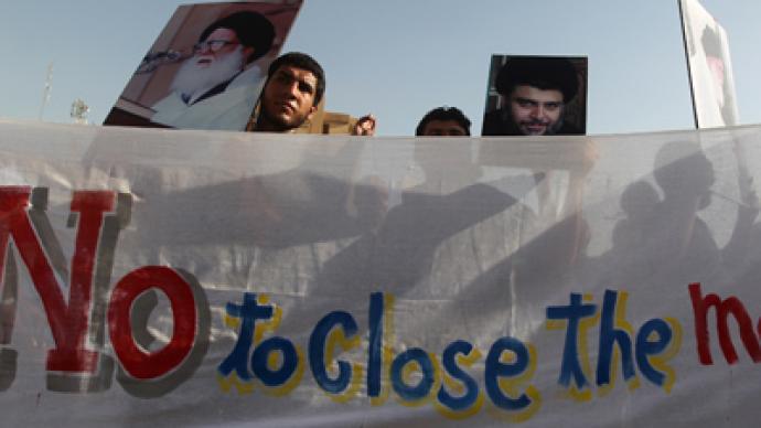 Iraqi press crackdown: Police to close media agencies