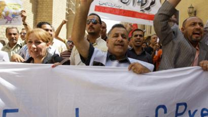 Arab Spring govt stance 'unleashed Twitter, Facebook wars'