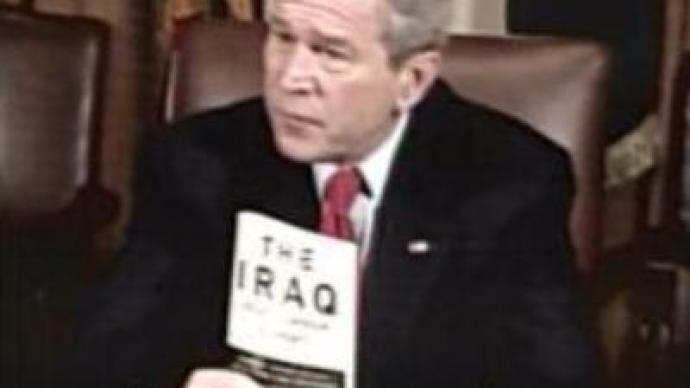 Iraq Study Group reports the situation is 'grave and deteriorating'