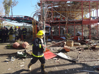 At least 37 killed in spate of deadly Iraq bomb blasts (PHOTOS, VIDEO)