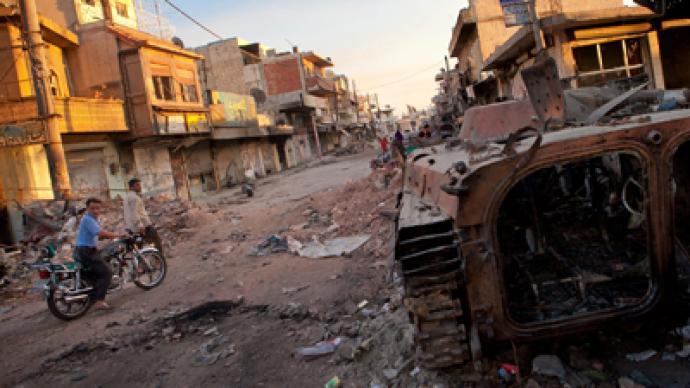 Iraq warns of al-Qaeda influx to Syria