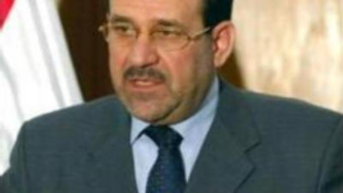 Iraqi Prime Minister plans crackdown
