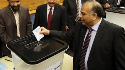 Egypt approves presidential runners, voters perplexed