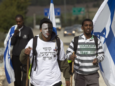 Israel 'secretly deports' 1,000 Sudanese who may face persecution at home