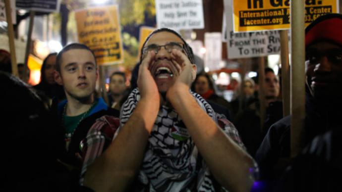 Global anti-Israel protests staged as fears of Gaza ground invasion escalate (PHOTOS)