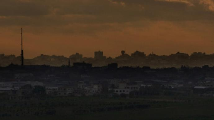 Explosion in Gaza amid fragile ceasefire with Israel