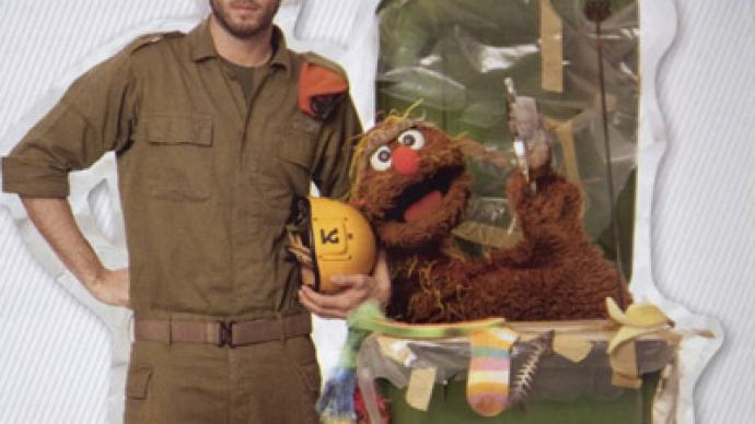 Military Muppet: TV character urges Israelis to prepare for strike on Iran