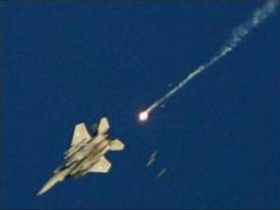 Israel launches retaliatory strike on Gaza