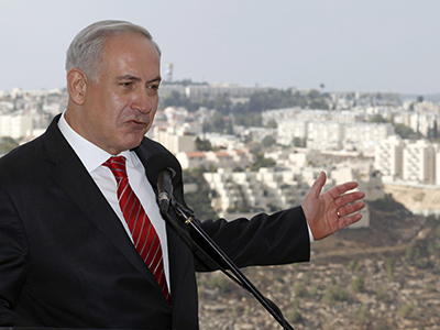 Netanyahu cops flak for hawkish response to Palestinian UN success