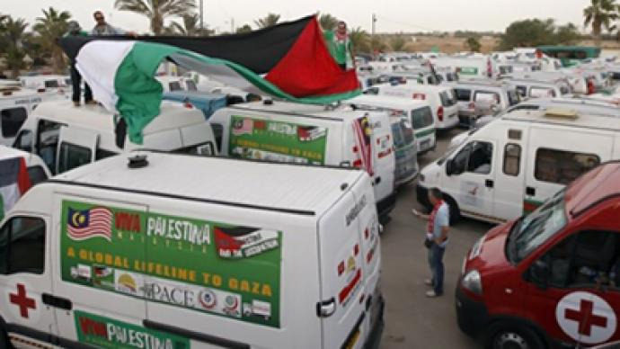 Israel says no to NGO's helping Palestinians