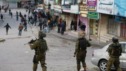 Undercover IDF raid ignites mass clashes, injuries in West Bank (PHOTOS)