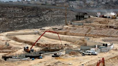 Building tensions: Israel authorizes construction of 3,000 new settlements
