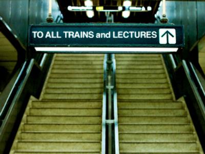 Israeli passengers get their brains on track