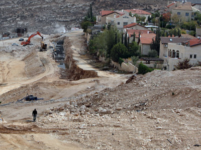 Israeli settlers occupy 5-story house in Palestinian area of East Jerusalem