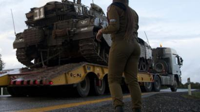 Israel deploys Iron Dome batteries amid Syrian weapons fears