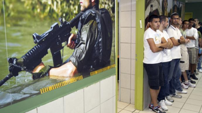Israeli teachers paid for military recruitment