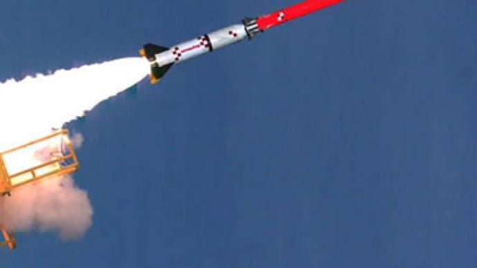 New pillar of defense: Israel successfully test fires David's Sling