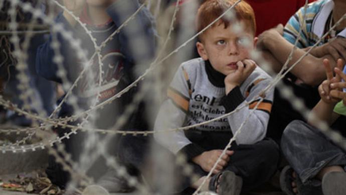 UK report finds IDF tortures Palestinian children