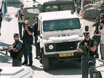 Israel using aid to recruit spies, says report