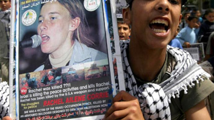 Israeli court acquits IDF in 2003 death of American pro-Palestinian activist Rachel Corrie