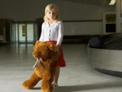 Israeli parents forget daughter at airport