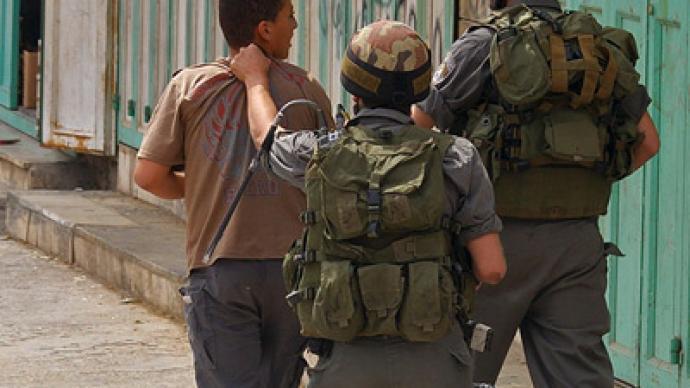 Israeli soldiers who used boy as human shield set free