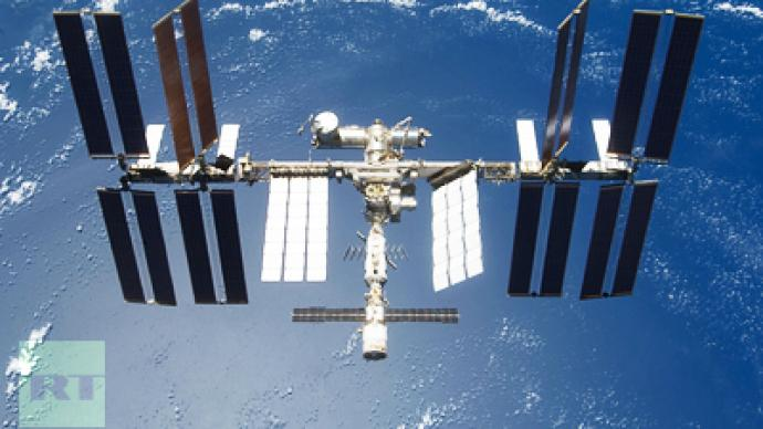 ISS marks decade in space