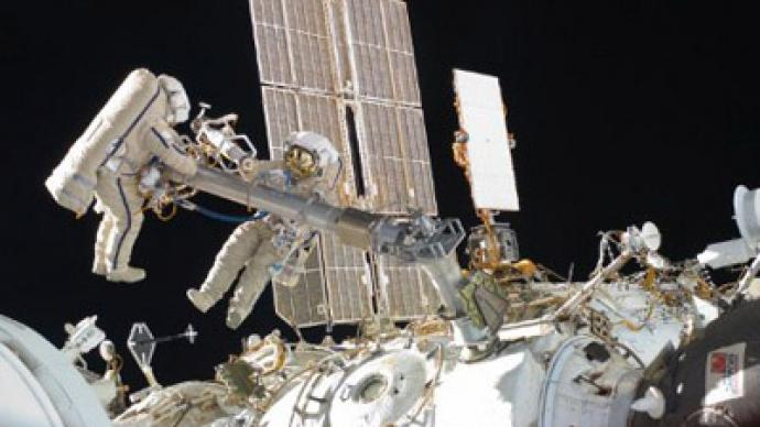 Bacteria-hit ISS to nail mutant germs with mega markers