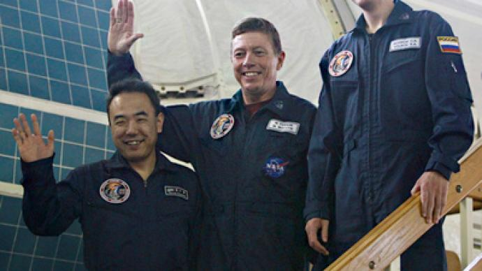Next ISS crew put to the test ahead of mission