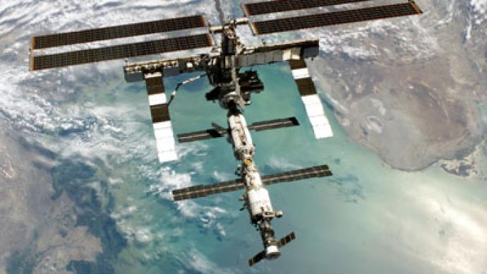 Solar panel breakdown forces ISS crew to ration power