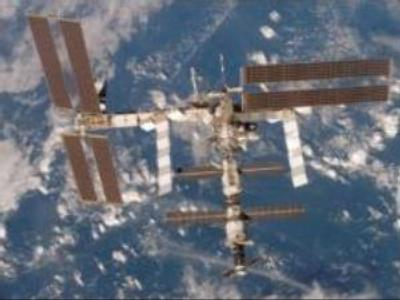 ISS wishes happy New Year
