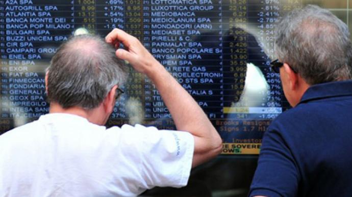 Italy within an inch of economic crisis