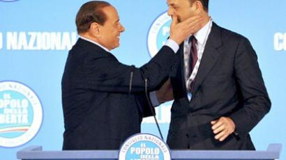 Former Italian PM Berlusconi gets 1-year reduced sentence for fraud