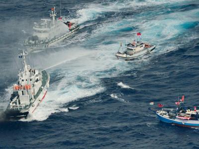 Treasure islands? Japan-China dispute sparks fears of war as US, Taiwan weigh in