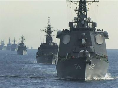Gunboat diplomacy: Indian navy ready to set sail to South China Sea