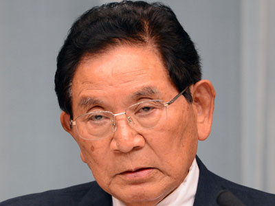 Japan's Justice Minister admits Yakuza ties 30 years later