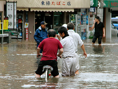 Quarter of a million forced to evacuate as Japan deluge continues (VIDEO, PHOTOS)