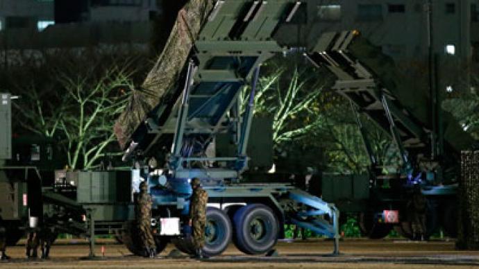 Japan deploys Patriot missiles to combat North Korean rocket threat